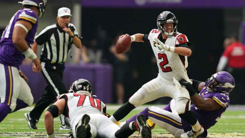 Saints Battle Tested, Rude Awakening For The Falcons