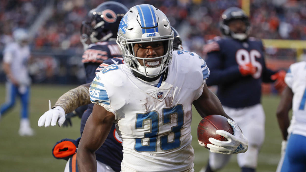 Lions look to run wild against Kyle Murray and the Cardinals