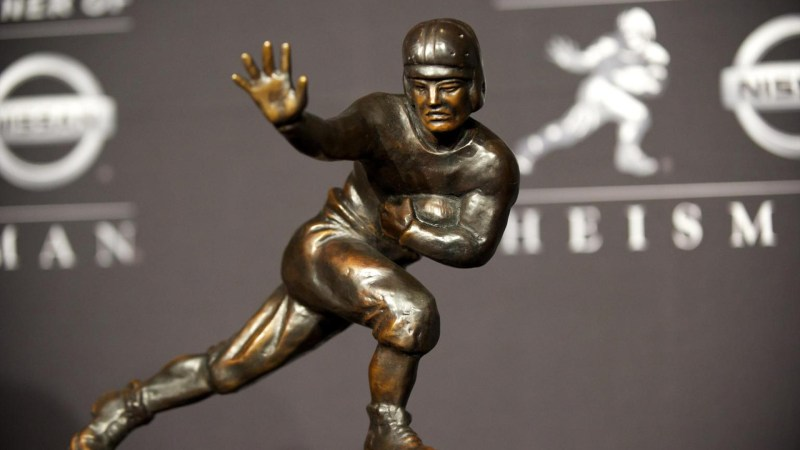 Heisman Power Rankings: Week 2