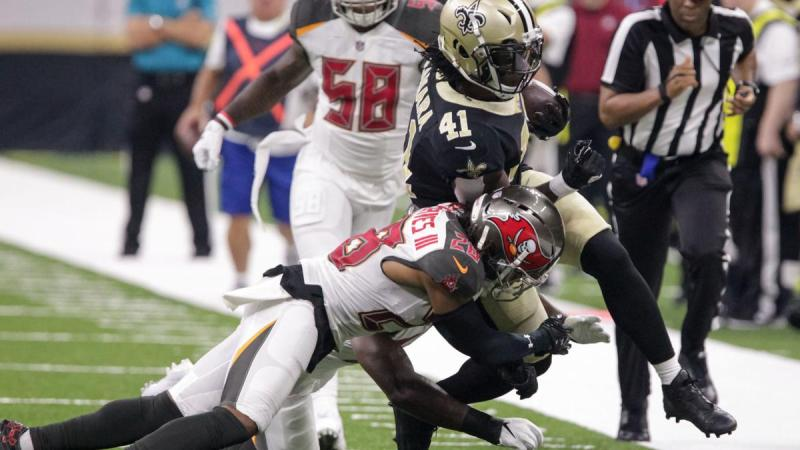 Saints Face Next Test With Unexpected Opponents