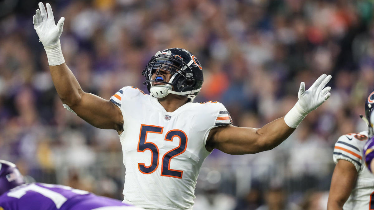 London calling for the Bears, Packers face the Cowboys in Dallas