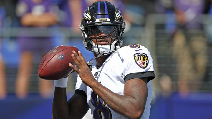 DFS Week 11 Main Slate