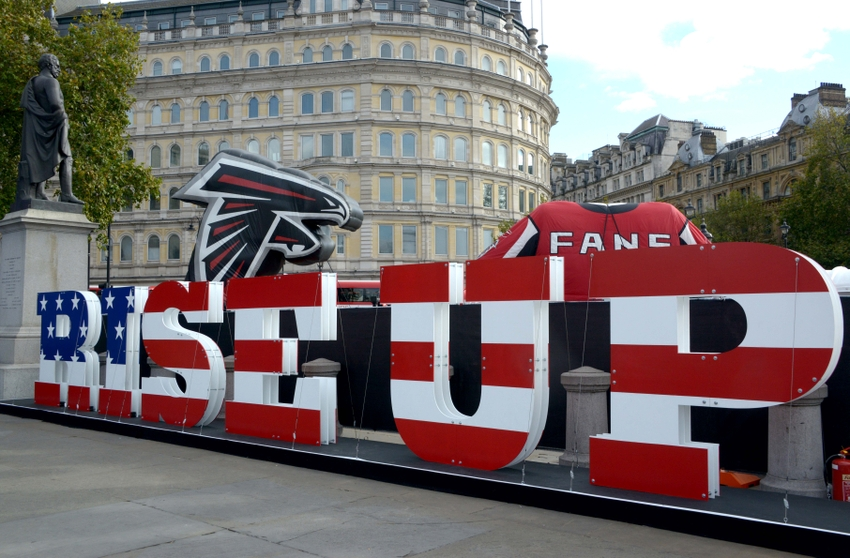 Are the Atlanta Falcons coming to London?