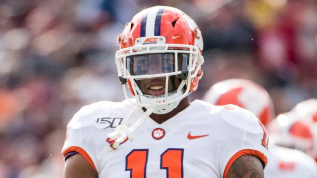 we could look back at Isaiah Simmons as the best player in the 2020 NFL Draft