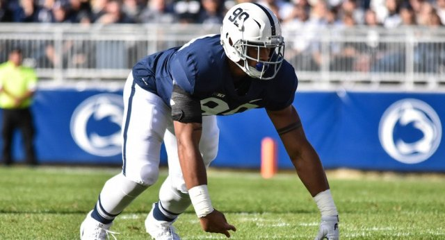 Yetur Gross-Matos could be the story of the NFL draft