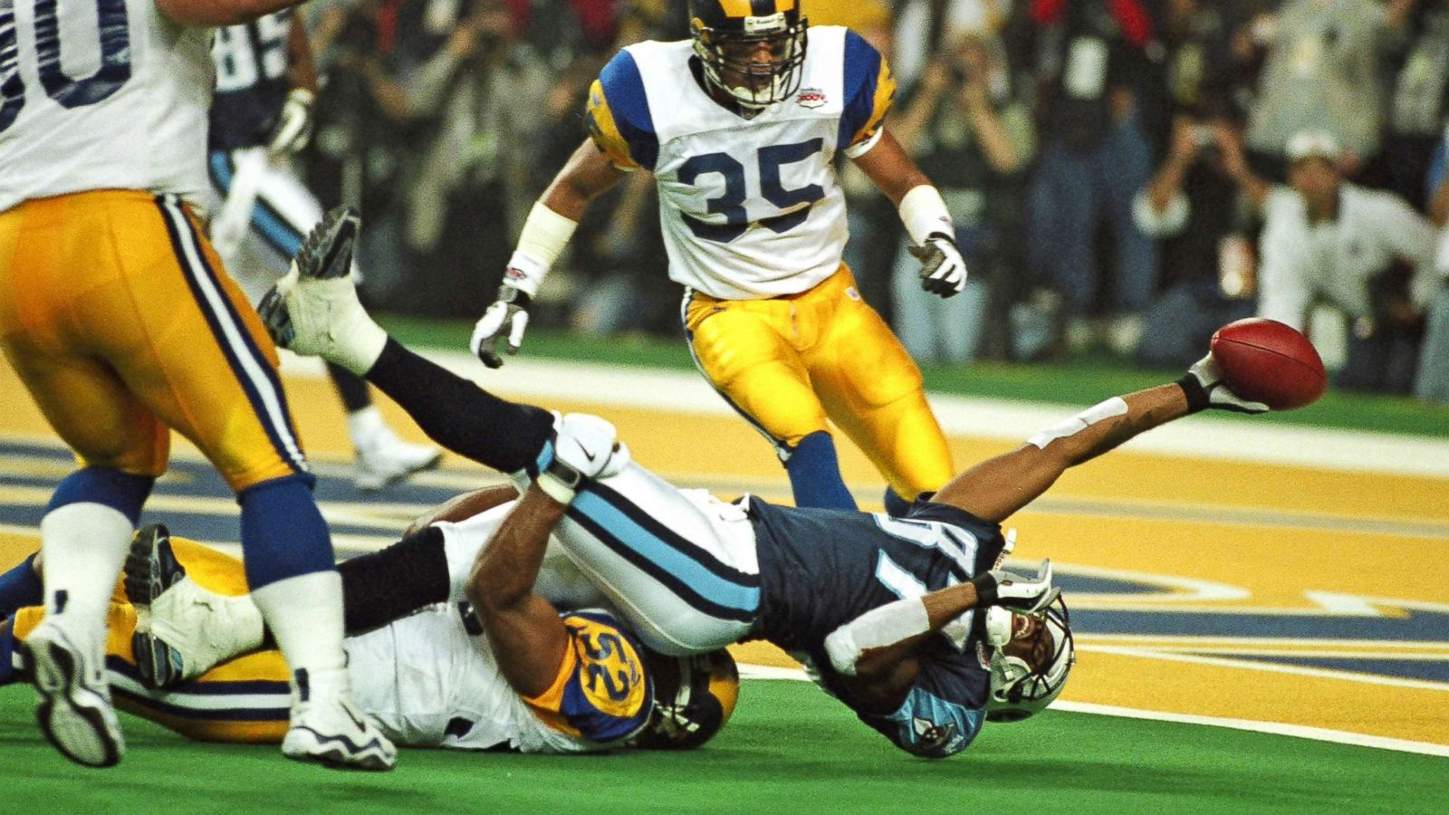 Super Bowl History: 20 Years ago