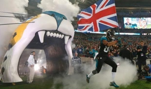 Is the NFL about to take next steps in Britain?