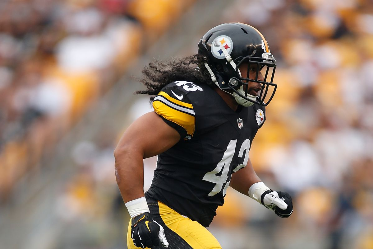 Why Troy Polamalu belongs in the Hall of Fame