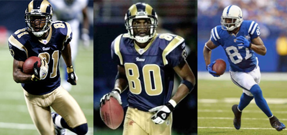 The Hall of Fame for Receivers – Reggie Wayne, Torry Holt and Isaac Bruce