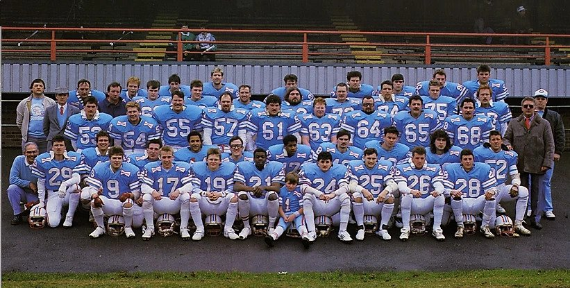 Britball Remembered: The Scunthorpe Steelers