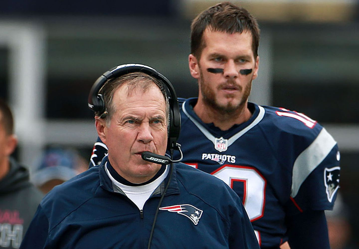 Brady and Belichick: The Final Chapter by Jamie Edwards