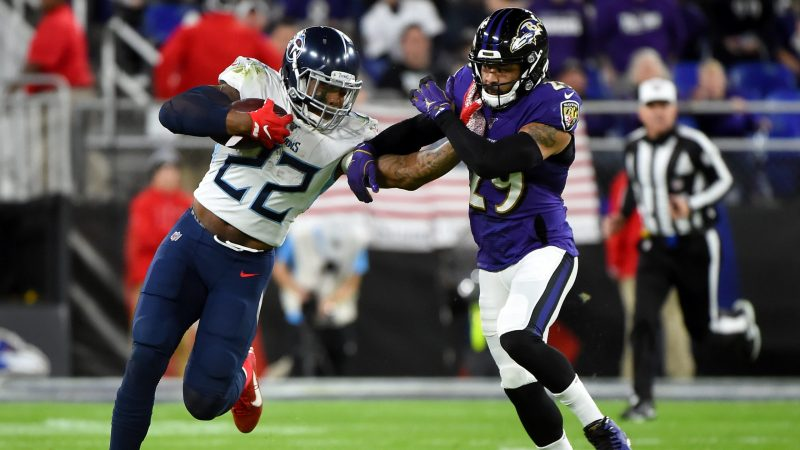 How Wounded Are The Ravens By Thomas Departure?