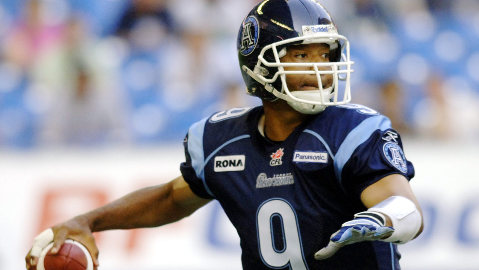 Great CFL Pivots: Damon Allen