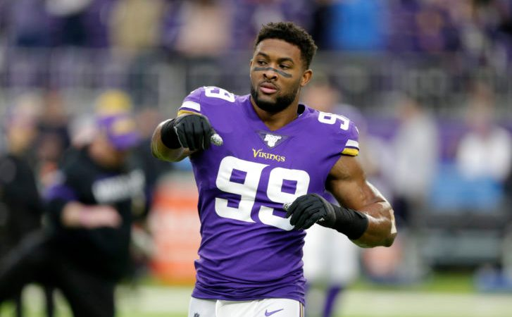 Assessing the potential impact of Danielle Hunter's injury by Dale Jones
