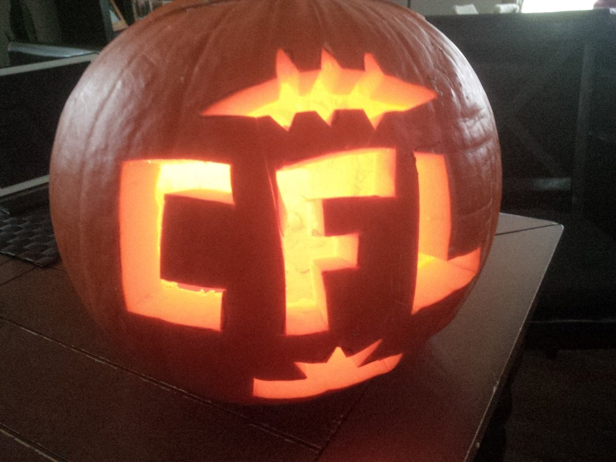 Halloween Hell for the CFL