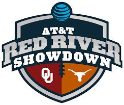 The Red River Rivalry: Texas vs Oklahoma by Gareth Evans