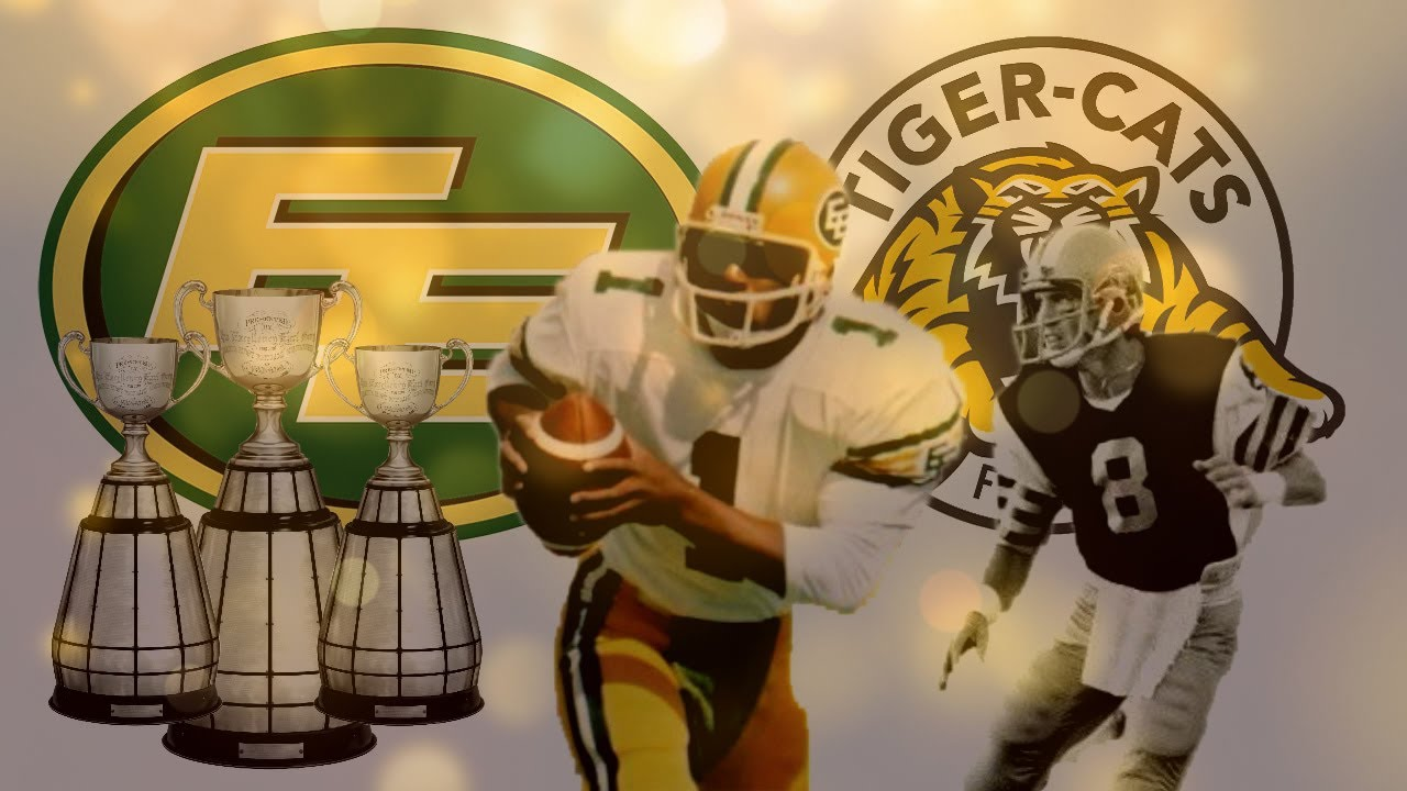 Grey Cup History: The 1980 Game