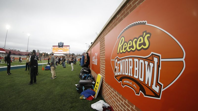 Senior Bowl 2021 – The Week in Pictures
