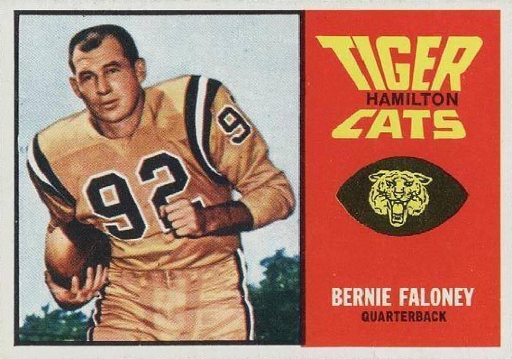 Great CFL Pivots: Bernie Faloney