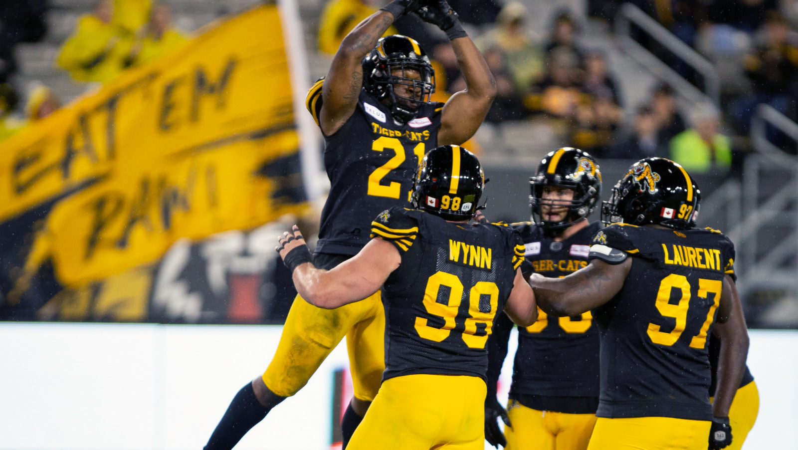 The Team for you? The Hamilton Tiger-Cats