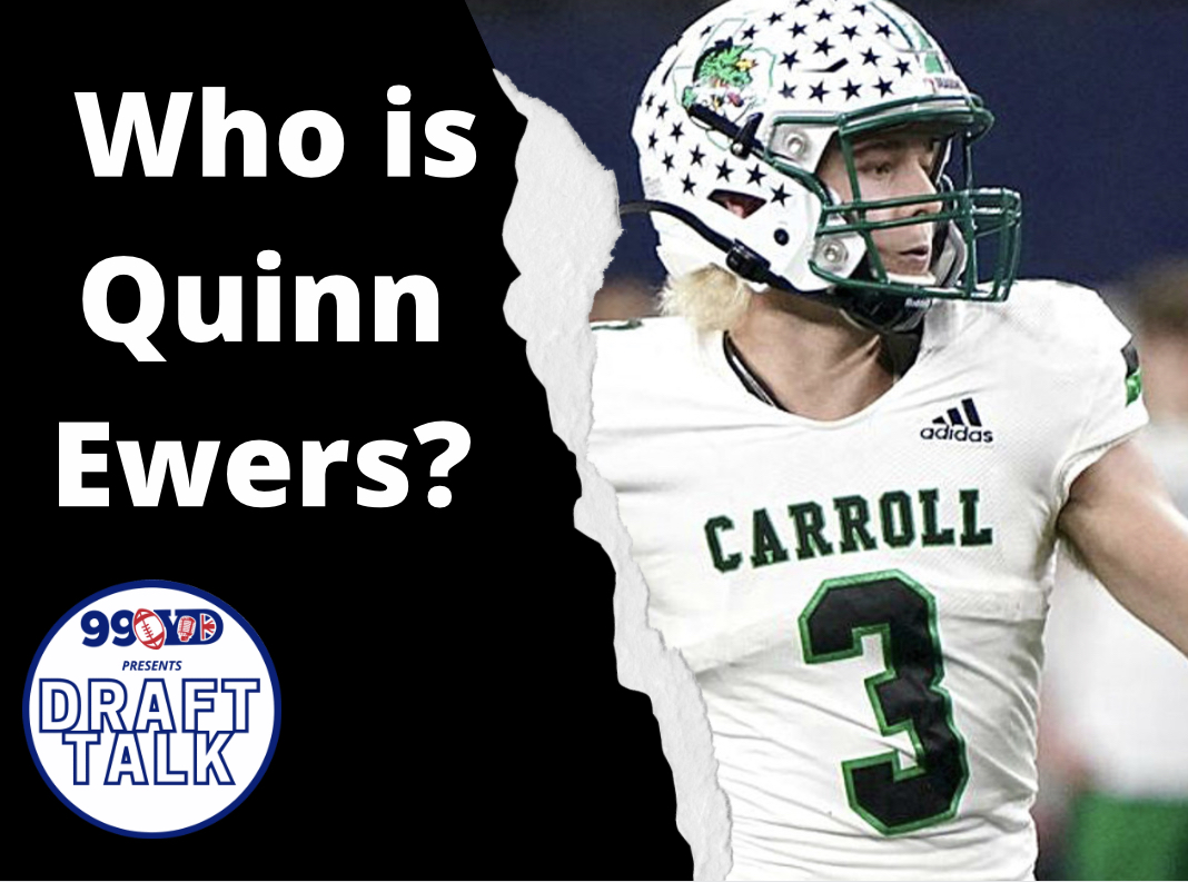 Who is Quinn Ewers?