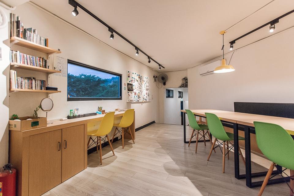 55據點旅館-舒適自在的公共空間