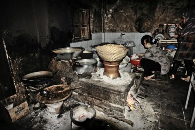 Dapurnya GUdeg Pawon