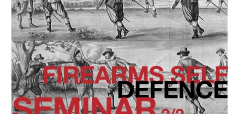 Firearms Self-Defence Seminar 2/2, Zurich, Switzerland, 2014
