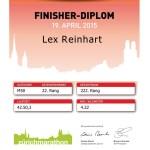 Zurich Cityrun Diploma Lex Reinhart