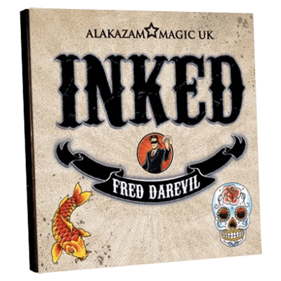 Review: Inked by Fred Darevil and Alakazam Magic | NINGthing com