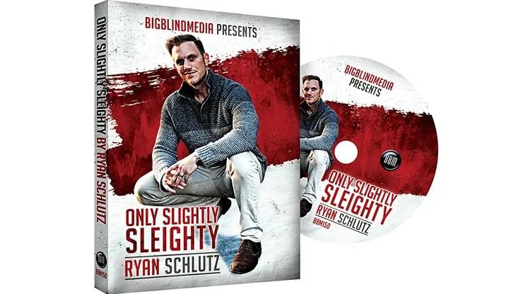 Only Slightly Sleighty by Ryan Schlutz