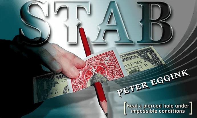 STAB by Peter Enggink
