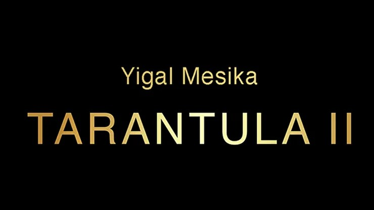 Review: Tarantula II by Yigal Mesika