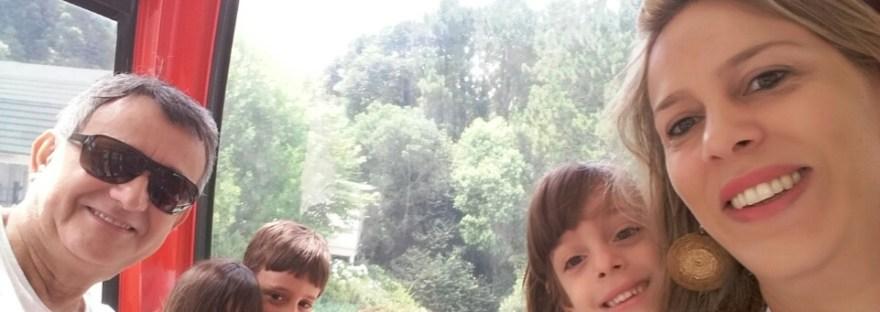 Parques da Serra de Canela com Crianças