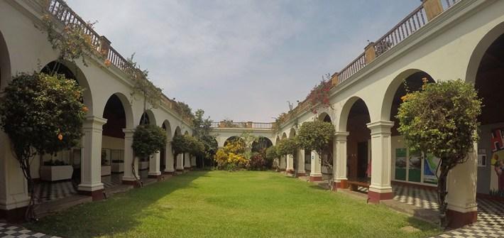 Museu Historico e Arqueológico de Lima no Peru