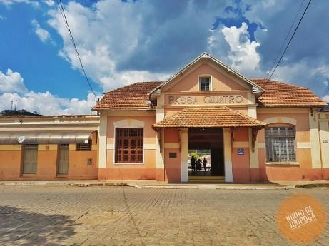 Estação ferroviária Central de Passa Quatro