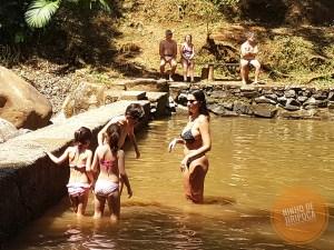 Poço da Cachoeira do Iporã em Passa Quatro
