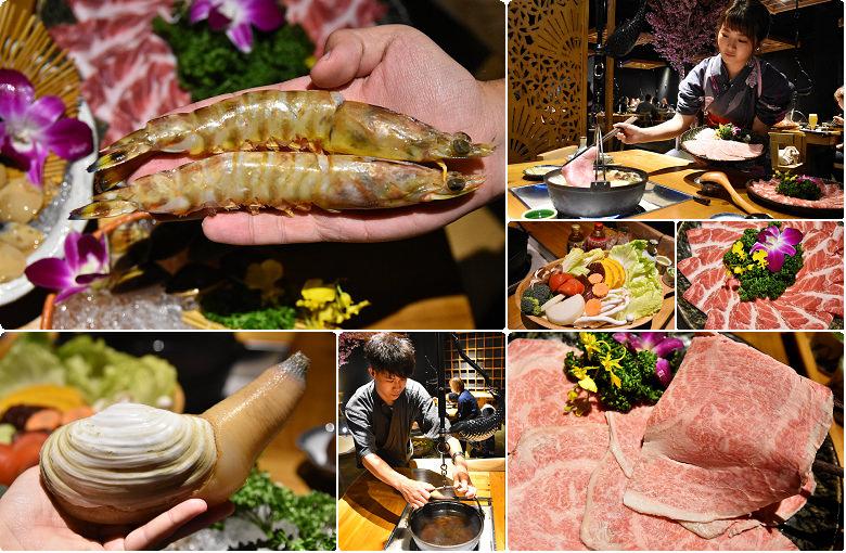 暮藏和牛 鍋物 | 臺中頂級和牛海鮮食材火鍋,日式吊鍋與專人桌邊服務