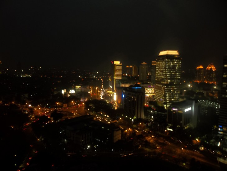 Jakarta Malam Hari
