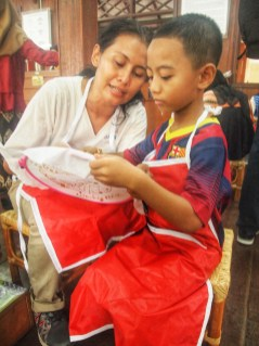 Workshop Membuat Batik Tulis Snediri
