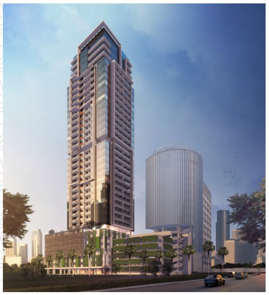 Samara Suites Tower