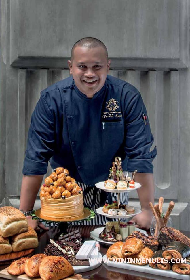 Chef Fadhli Syah - Sofia at The Gunawarman