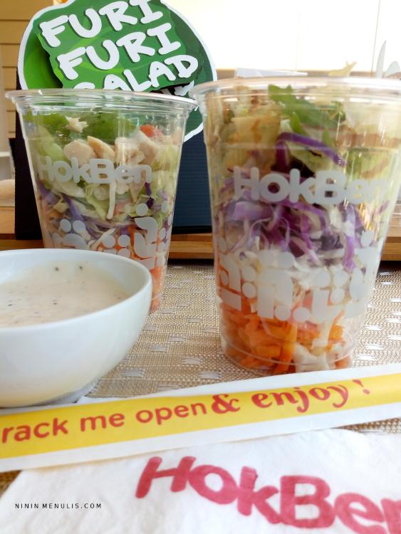 Furi Furi Salad