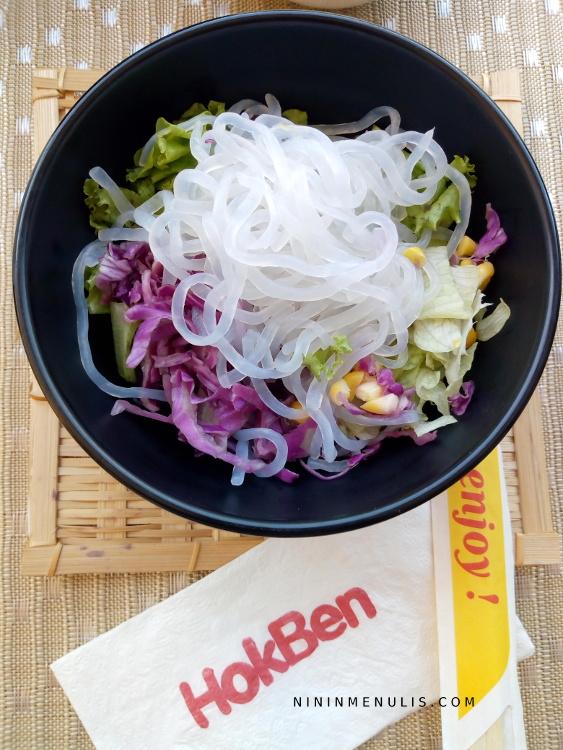 tokyo salad bowl