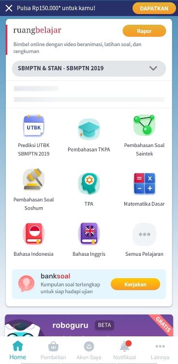 bimbel online murah