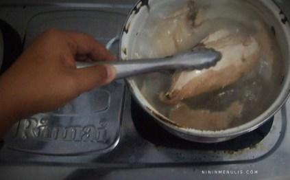 tahap membuat soto ayam