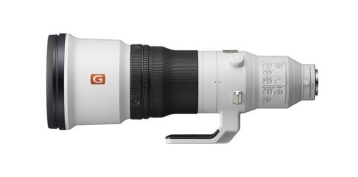 sony super telephoto lens