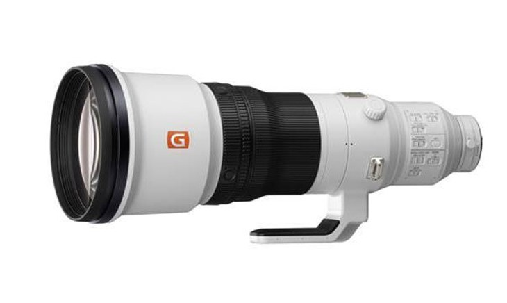 sony super telephoto lens terbaru