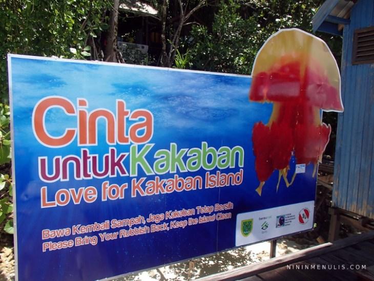 Informasi Pulau Kakaban