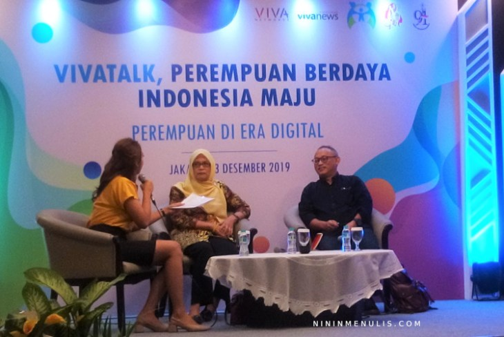 perempuan berdaya, indonesia maju